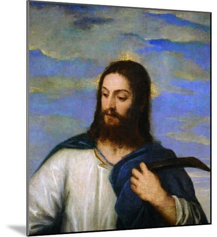 Noli Me Tangere-Titian (Tiziano Vecelli)-Mounted Giclee Print