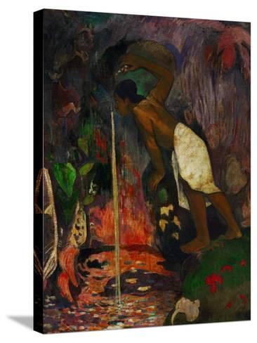 Pape Moe, 1893-Paul Gauguin-Stretched Canvas Print