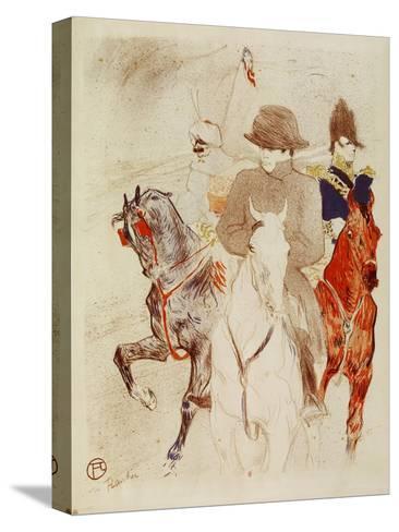 Napoleon I, Emperor-Henri de Toulouse-Lautrec-Stretched Canvas Print
