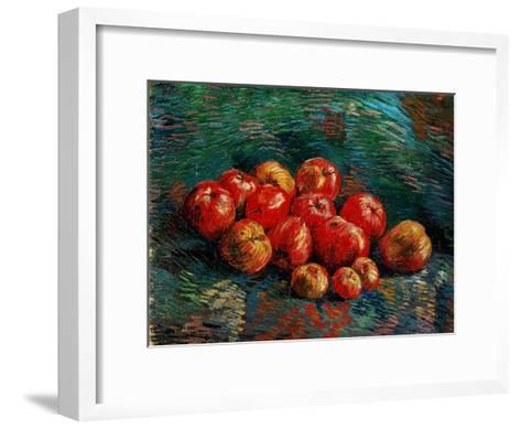 Apples-Vincent van Gogh-Framed Art Print