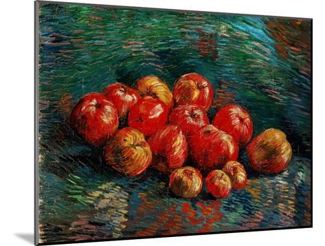 Apples-Vincent van Gogh-Mounted Giclee Print