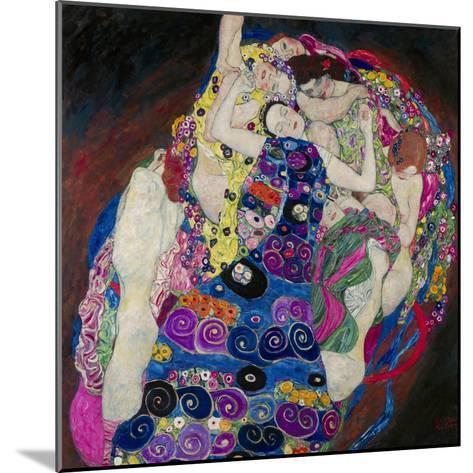 The Virgin (Die Jungfrau)-Gustav Klimt-Mounted Giclee Print