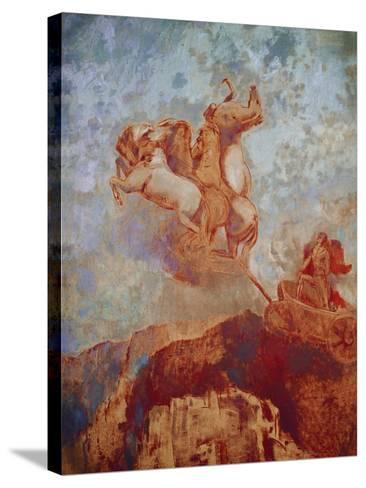 Chariot of Apollo, 1909-Odilon Redon-Stretched Canvas Print