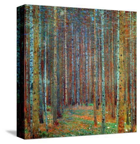 Tannenwald (Pine Forest), 1902-Gustav Klimt-Stretched Canvas Print