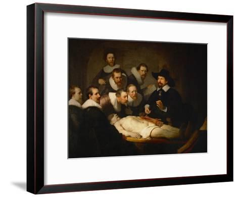 The Anatomy Lesson Of Dr Nicolaes Tulp Giclee Print By Rembrandt