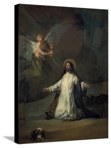 Christ in Gethsemane-Suzanne Valadon-Stretched Canvas Print