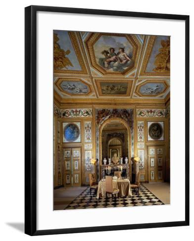 Salle Des Buffets, Dining Room-Charles Le Brun-Framed Art Print