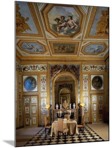 Salle Des Buffets, Dining Room-Charles Le Brun-Mounted Giclee Print
