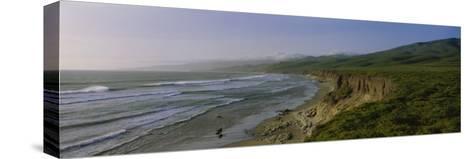 Jalama Beach, California, USA--Stretched Canvas Print