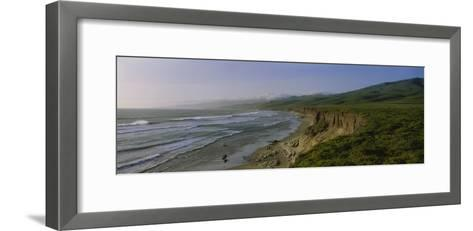 Jalama Beach, California, USA--Framed Art Print