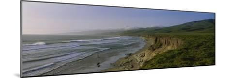 Jalama Beach, California, USA--Mounted Photographic Print