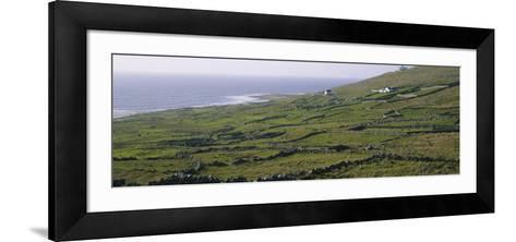 Field, Donegal, Republic of Ireland--Framed Art Print
