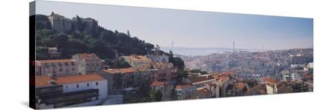 Lisbon, Portugal--Stretched Canvas Print