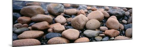 Rocks, Acadia National Park, Maine, USA--Mounted Photographic Print
