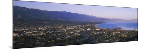 Highway 101, Santa Ynez, Santa Barbara, California, USA--Mounted Photographic Print