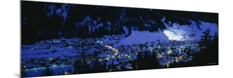 Davos, Switzerland--Mounted Photographic Print