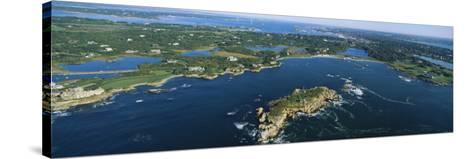 Island, Newport, Rhode Island, USA--Stretched Canvas Print