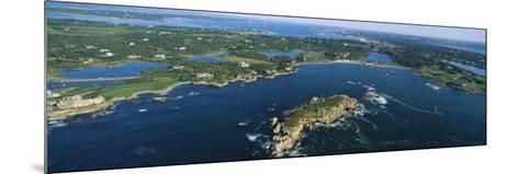 Island, Newport, Rhode Island, USA--Mounted Photographic Print