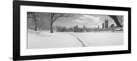 Lincoln Park, Chicago, Illinois, USA--Framed Art Print