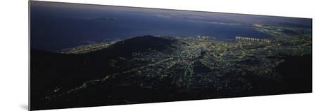 Cape Town, South Africa--Mounted Photographic Print