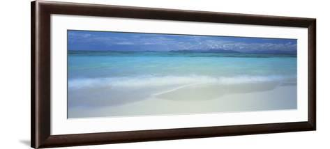 Clouds over an Ocean, Great Barrier Reef, Queensland, Australia--Framed Art Print