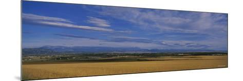 Rocky Mountains Thirty Miles Outside of Boulder , Colorado, USA--Mounted Photographic Print
