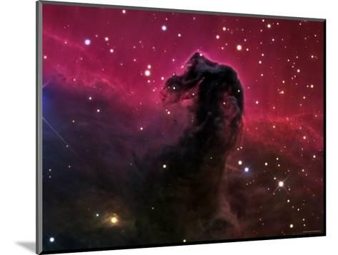 The Horsehead Nebula-Stocktrek Images-Mounted Photographic Print