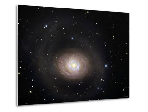 Messier 94-Stocktrek Images-Metal Print
