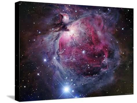 The Orion Nebula-Stocktrek Images-Stretched Canvas Print