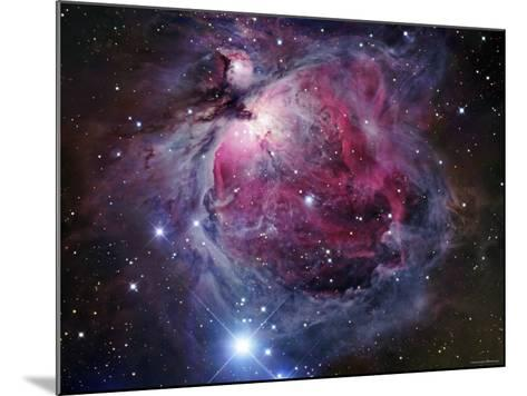 The Orion Nebula-Stocktrek Images-Mounted Photographic Print