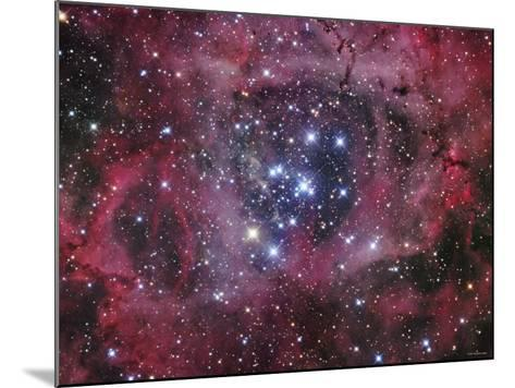 NGC 2244-Stocktrek Images-Mounted Photographic Print