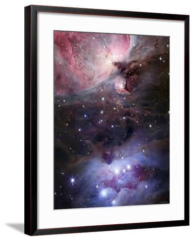 The Sword of Orion-Stocktrek Images-Framed Art Print