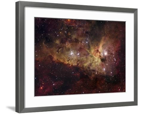 Eta Carinae-Stocktrek Images-Framed Art Print