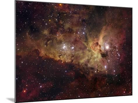 Eta Carinae-Stocktrek Images-Mounted Photographic Print