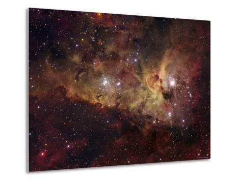 Eta Carinae-Stocktrek Images-Metal Print
