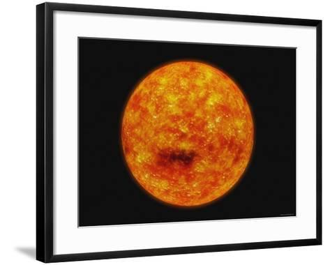 Sun-Stocktrek Images-Framed Art Print