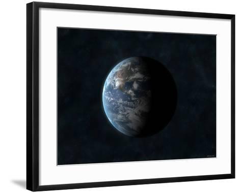 Earth-Stocktrek Images-Framed Art Print