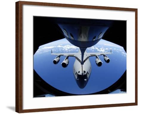 C-17 Globemaster III-Stocktrek Images-Framed Art Print