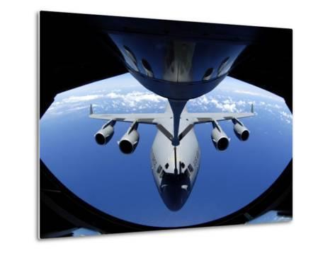 C-17 Globemaster III-Stocktrek Images-Metal Print