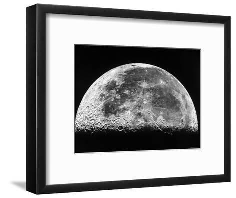 The Moon-Stocktrek Images-Framed Art Print
