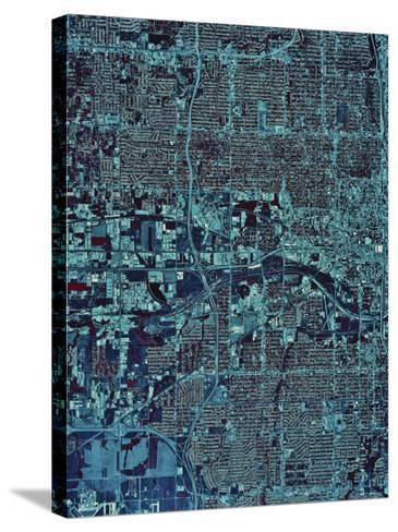 Oklahoma City, Oklahoma-Stocktrek Images-Stretched Canvas Print