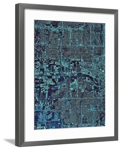 Oklahoma City, Oklahoma-Stocktrek Images-Framed Art Print