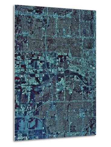 Oklahoma City, Oklahoma-Stocktrek Images-Metal Print