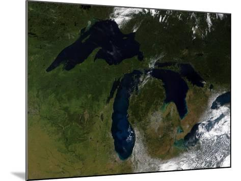 The Great Lakes-Stocktrek Images-Mounted Photographic Print