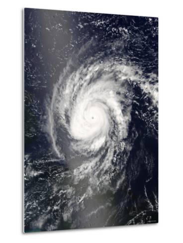 Hurricane Frances-Stocktrek Images-Metal Print