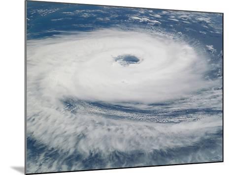 Hurricane Catarina-Stocktrek Images-Mounted Photographic Print