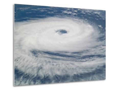 Hurricane Catarina-Stocktrek Images-Metal Print