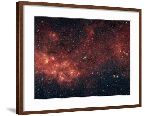 Milky Way-Stocktrek Images-Framed Art Print