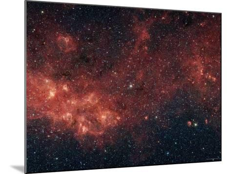 Milky Way-Stocktrek Images-Mounted Photographic Print