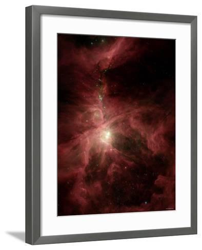 Orion's Inner Beauty-Stocktrek Images-Framed Art Print